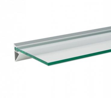 glasplatte nach ma online kaufen glas online konfigurieren glasplattenprofil. Black Bedroom Furniture Sets. Home Design Ideas